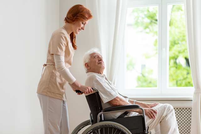 Secured Dementia Care